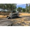 Аренда мини погрузчика Bobcat T590 на гусеницах
