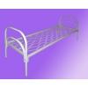 Кровати одноярусные металлические, кровати металлические двухъярусные, кровати для больниц, кровати для санаториев, дёшево